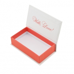 Book Shape Beauty Gift Box